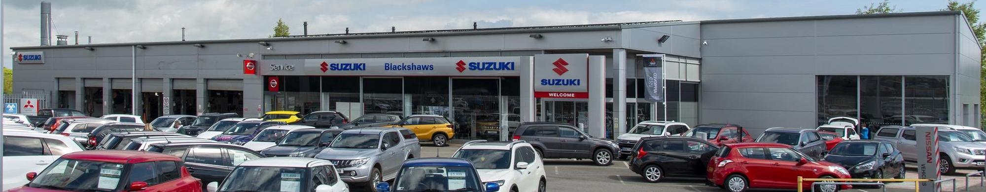 Suzuki Car Dealership >> Blackshaws New Mitsubishi Suzuki Car Dealership