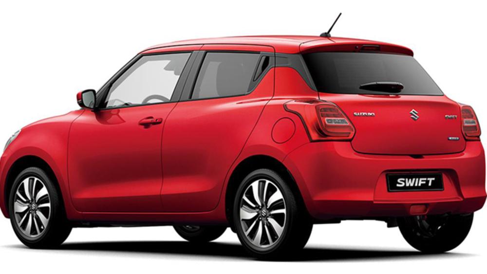 Buy New Suzuki Swift | Suzuki Hatchback | Blackshaws Alnwick