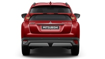 Mitsubishi Eclipse Cross back view