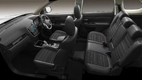 Interior Outlander PHEV