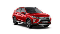 Orient Red Eclipse Cross