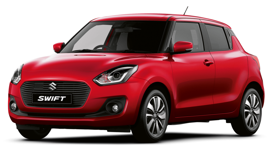 Suzuki Swift SHVS Allgrip
