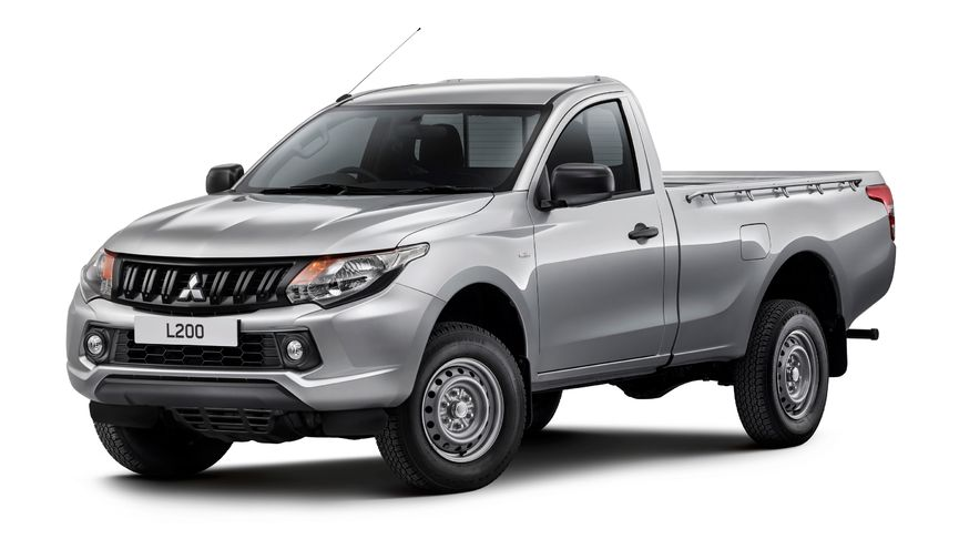 Mitsubishi L200 Single Cab 4Life