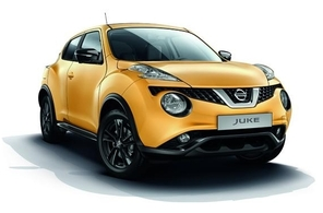 Nissan Juke BOSE special edition