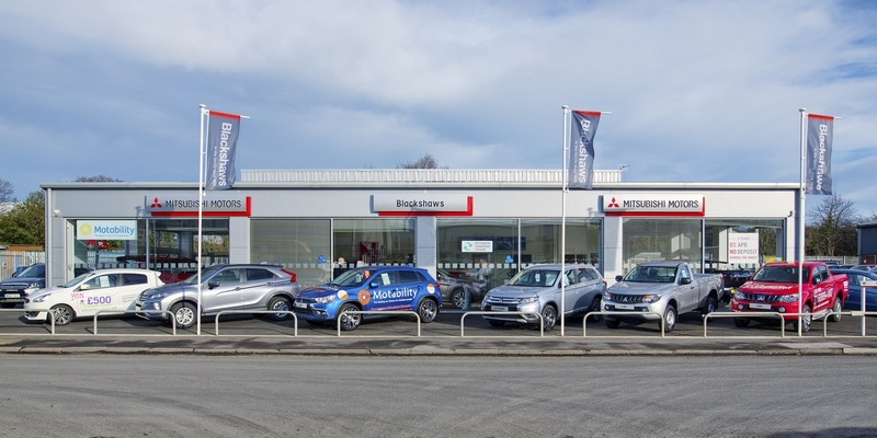 Contact Blackshaws Car Dealership | Mitsubishi Morpeth