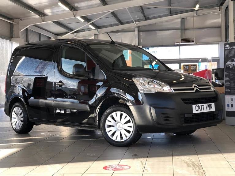 2017 Citroen Berlingo 1.6 BlueHDi 625Kg Enterprise 75ps