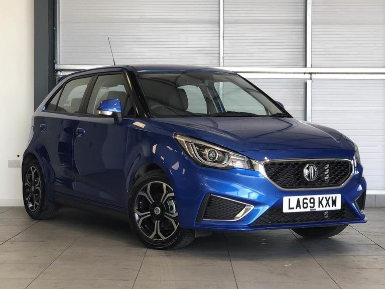 2019 MG 3 1.5 VTi-TECH Exclusive 5dr
