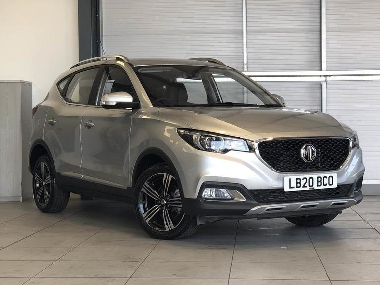 MG Zs Exclusive Turbo Auto