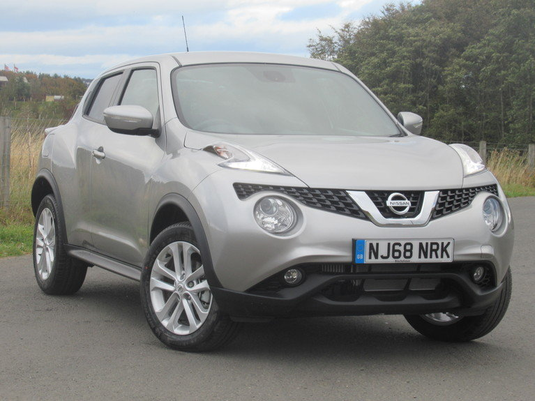 2018 NISSAN JUKE 1.5 dCi N-Connecta 5dr