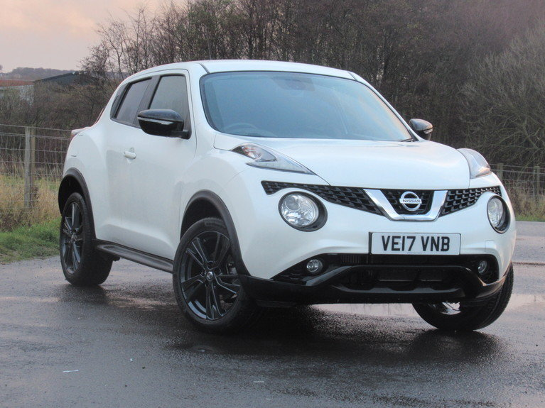 2017 NISSAN JUKE 1.5 dCi N-Connecta 5dr