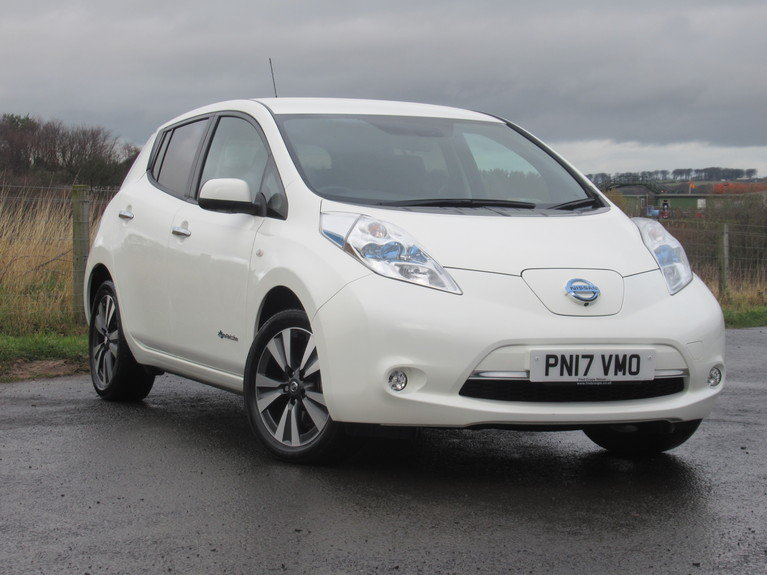 2017 Nissan LEAF 80kW Tekna 30kWh 5dr Auto