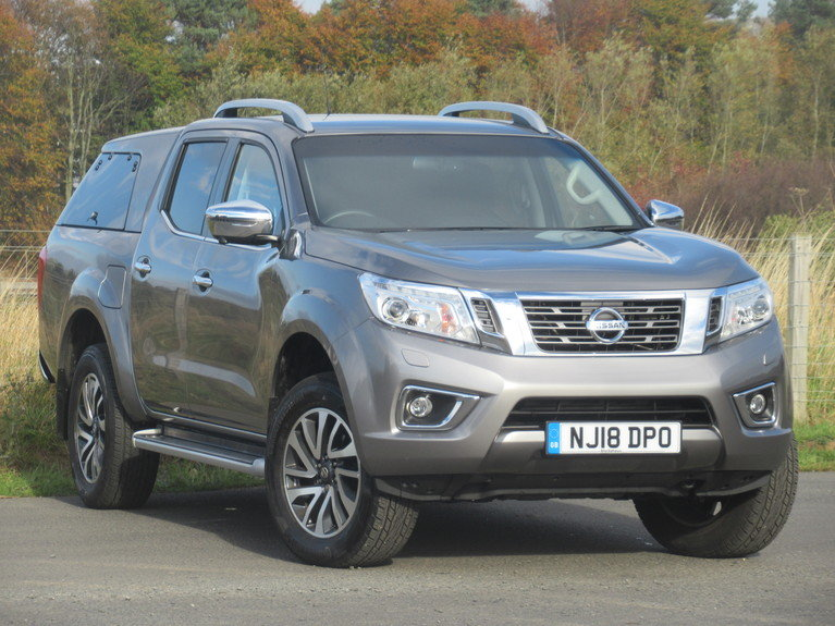 2018 Nissan Navara Double Cab Pick Up Tekna 2.3dCi 190 4WD Auto