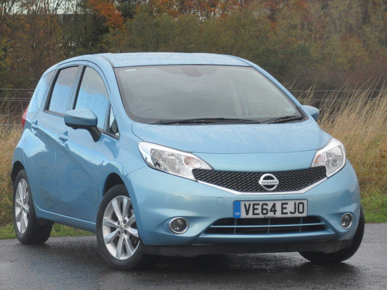 2014 NISSAN Note 1.5 dCi Tekna 5dr