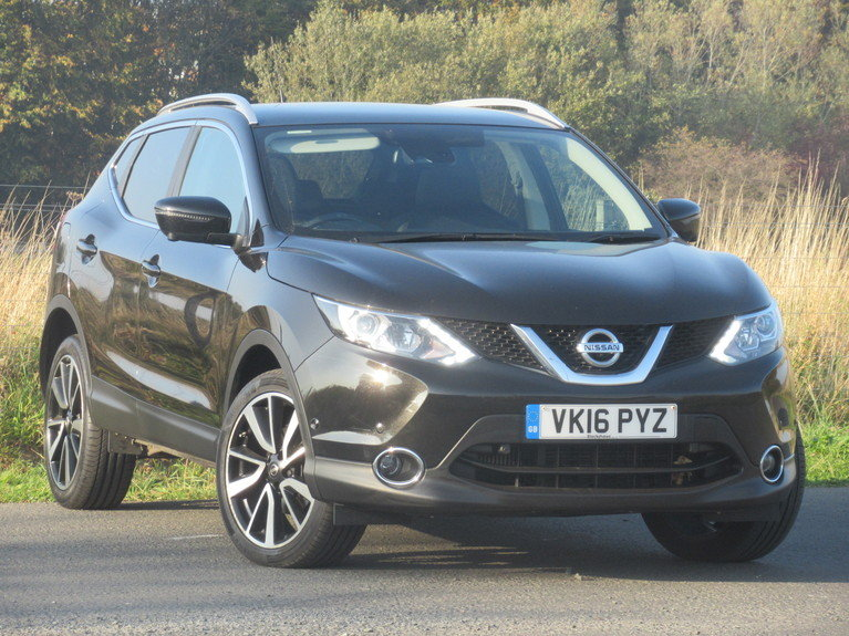2016 Nissan QASHQAI 1.6 dCi Tekna [Non-Panoramic] 5dr 4WD