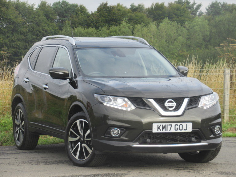 2017 Nissan X-TRAIL 2.0 dCi Tekna 5dr 4WD Xtronic [7 Seat]