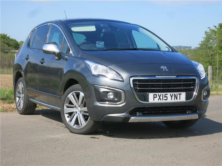2015 Peugeot 3008 1.6 HDi Allure 5dr