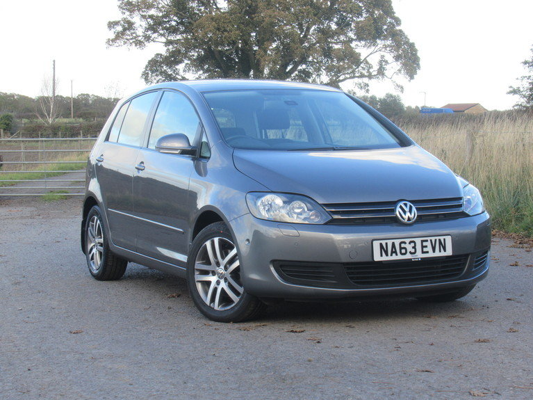 2013 VOLKSWAGEN Golf 1.6 TDI 105 BlueMotion Tech SE 5dr