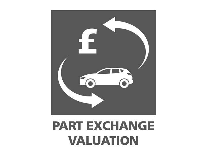 Part exchange valuation