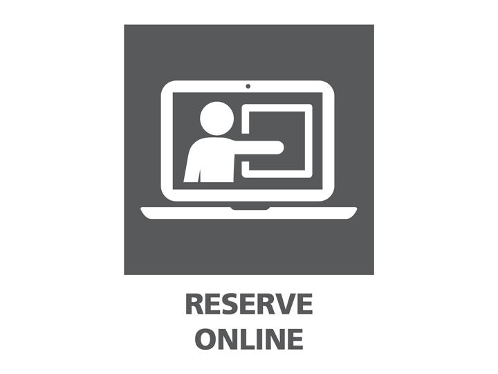Reserve online