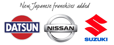 Datsun Nissan Suzuki